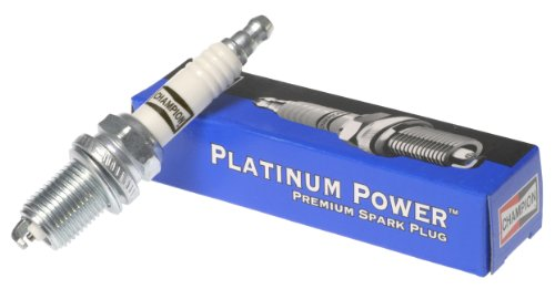 Champion RE10PMC5 (3032) Platinum Power Spark Plug, Pack of 1 (2013 F150 Platinum compare prices)