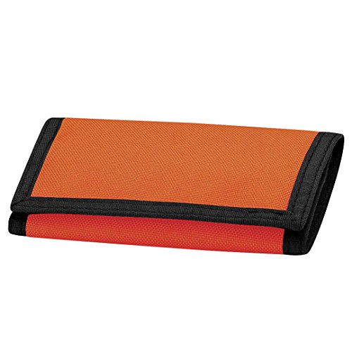 BagBase Ripper Wallet Orange taglia unica