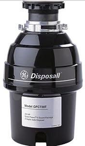 Gfc720t Ge Disposall Garbage Food Waste Disposer 3 4 Hp