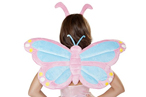 J. Valentine Women's Pastel Butterfly Wings