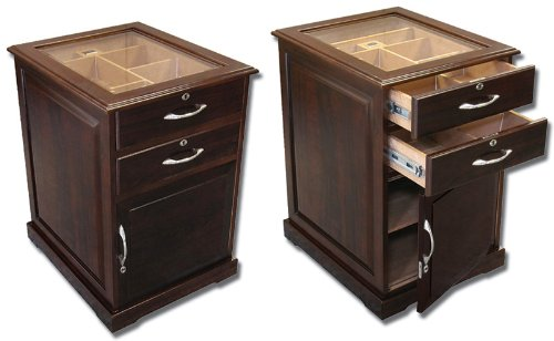 Santiano End Table Humidor
