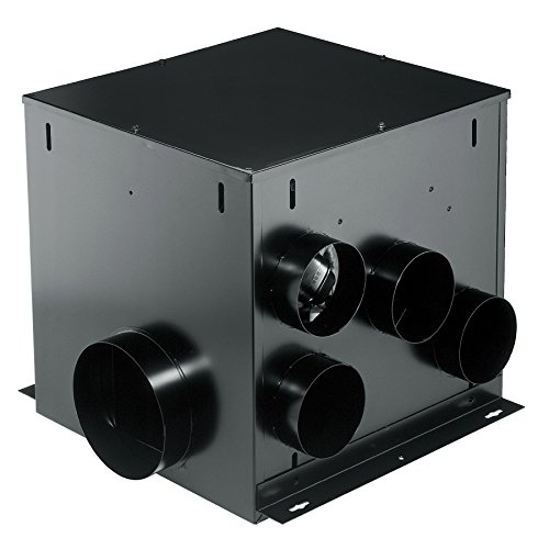 Broan MP280 Multi-Port In-Line Ventilator, 290 CFM (290 Cfm Bathroom Fan compare prices)