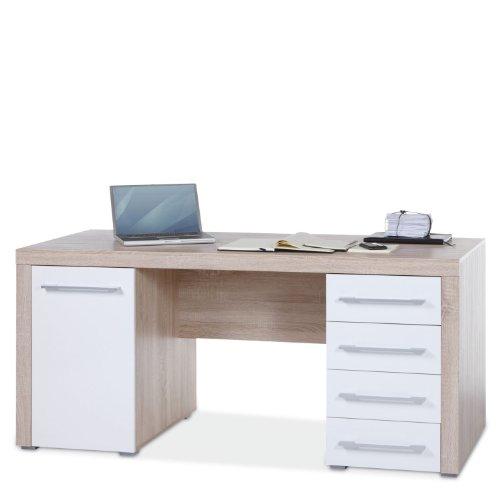 Schreibtisch-Eiche-Sonoma-Cella