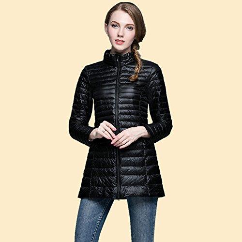 WJP donne ultra leggero rivestimento Packable gi? Outwear tampone piumino W-2312