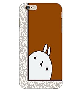 PrintDhaba Cartoon D-2640 Back Case Cover for APPLE IPHONE 6 (Multi-Coloured)