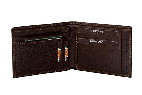 Portafoglio uomo EC CONTEMPORARY BY COVERI orzo porta carte di credito A4246