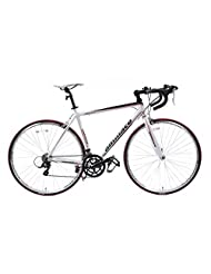 XRS900 LIGHTWEIGHT ALLOY ROAD BIKE FULL SHIMANO SORA GEARING 18 SPEED 48cm FRAME