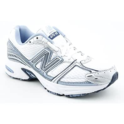 New Balance Womens W470WB2 Synthetic-And-Mesh Running