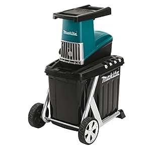 Makita UD2500  Elektro - Häcksler, für starke Äste und weiches Häckselgut, 2500 W