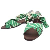 alabama アラバマ フラットシューズ ローヒール レディース サンダル 靴 ミュール パンプス レディース 海外セレブ  フラットヒール メッシュサンダル【alabama5】