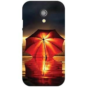 Motorola Moto G (2nd Gen) Back Cover - Resting Designer Cases