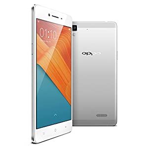 OPPO R7 Octa Core 1.5GHz 16GB 4G LTE Dual SIM-Free Smartphone AMOLED VOOC (16GB, Silver)