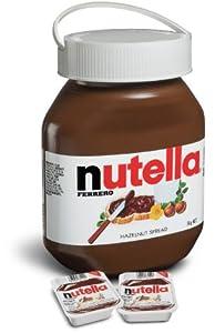 nutella hazelnut spread 5 kg 11 lb jar made in italy grocery gourmet food. Black Bedroom Furniture Sets. Home Design Ideas