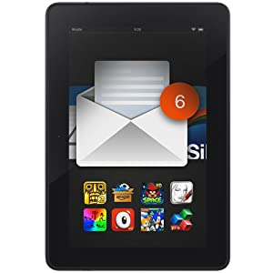 "Kindle Fire HDX 7"", HDX Display, Wi-Fi, 32 GB by Amazon"