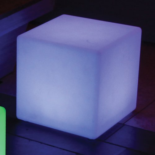 Main Access 131784 Color Changing Waterproof LED Light - Cube