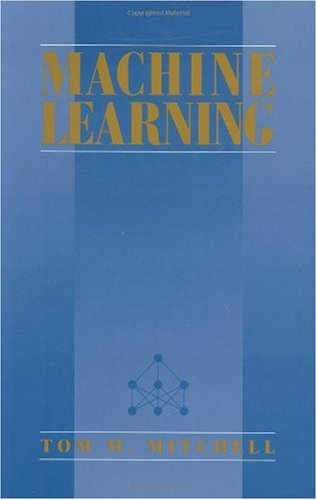 Machine Learning (Mcgraw-Hill International Edit)