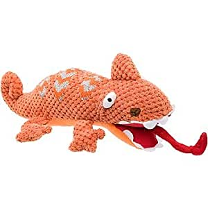 Petco nubby orange chameleon dog toy 12 l x for Does petco sell fish