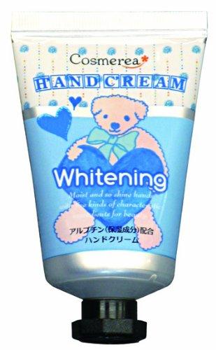 ウェルトップ ウェルトップリア ハンドクリーム ホワイトニング 30g