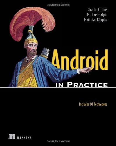 Android in Practice 1935182927 pdf