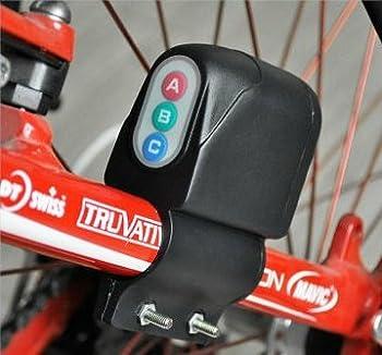 サンコー 自転車用盗難防止アラーム BICARM01