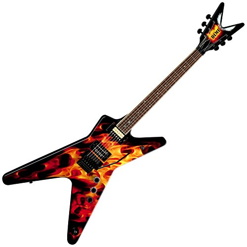 Dean Dimebag Guitar, Dime O Flame ML (Dean Dimebag Guitar compare prices)