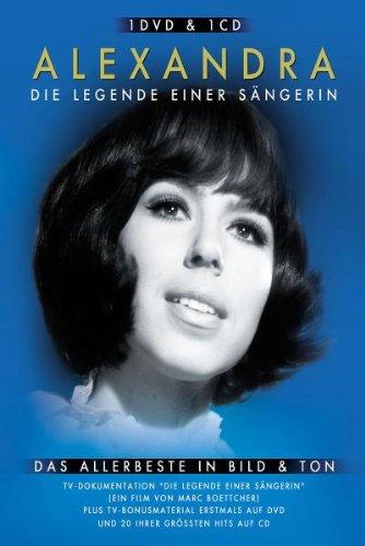 Alexandra - Die Legende einer Sängerin  (+CD) [Edizione: Germania]