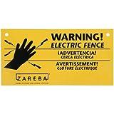 Zareba WS100 Warning Signs, 10-Pack
