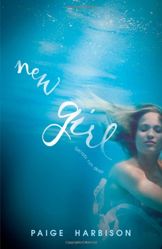 Cover of New Girl (Harlequin Teen)