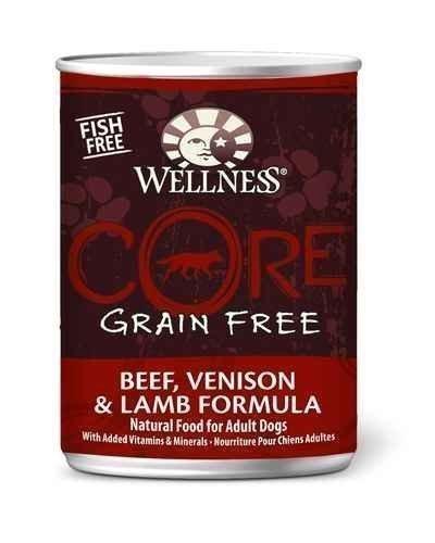 Wellness Core Grain Free Puppy Chicken Turkey