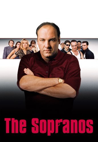 Old Tin Sign poster(8x12inch)The Sopranos TV Series 1999-2007 TV Series Poster (Sopranos Full Series 3 compare prices)