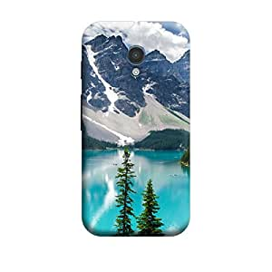 TransMute Premium Printed Back Case Cover With Full protection For Moto X (Designer Case)