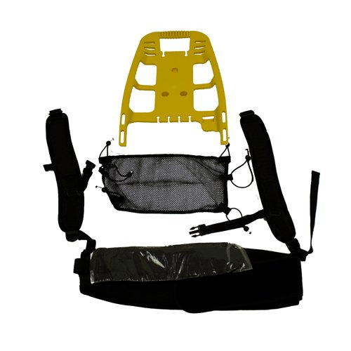 Rubbermaid Commercial Fg9Vbpha06 Replacement Backpack Harness For Hepa And Backpack Vacuum Cleaner