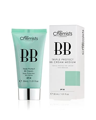 Skin Chemists BB Crema Triple Protect Medium 30 ml