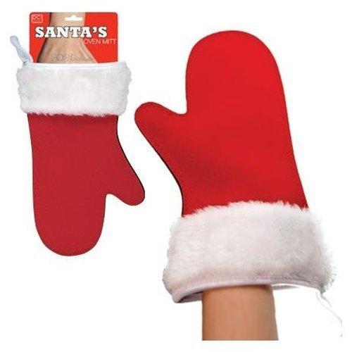 DCI Santa's Glove Oven Mitt