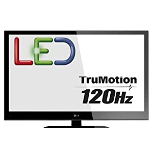 $499 LG 42LV4400 42-Inch 1080p 120Hz LED-LCD HDTV