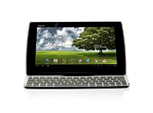 Asus EeePad Slider SL101 25,7 cm (10,1 Zoll) Tablet-PC (NVIDIA Tegra2, 1GHz, 1GB RAM, 32GB eMMC, SD-Karten-Slot, Android 3.2) weiß