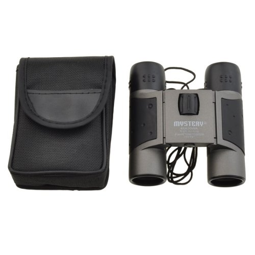 Mystery Folding 60X35 Portable Binoculars With Carrying Pouch Telescope