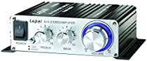 Lepai LP-2020A+ Tripath TA2020 Class-T Hi-Fi Audio Amplifier with Power Supply