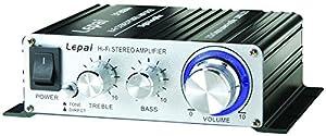 Lepai Tripath TA2020 Class-T Hi-Fi Audio Amplifier with Power Supply