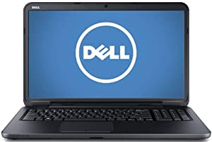 Dell Inspiron 17 i17RV 17-Inch Laptop with windows 8 (Black Matte with Textured Finish)