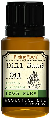 Dill Seed 100% Pure Essential Oil 1/2 Oz (15 Ml) Theraputic Grade