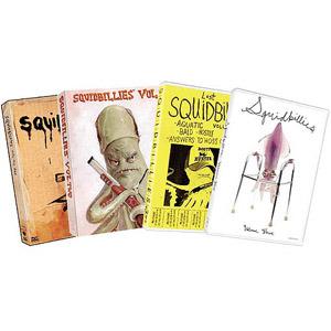 Squidbillies 1-4 movie