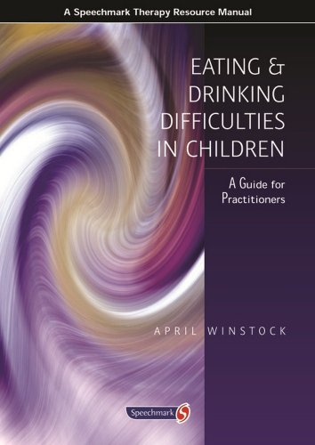 Eating & Drinking Difficulties In Children Handbook back-808603