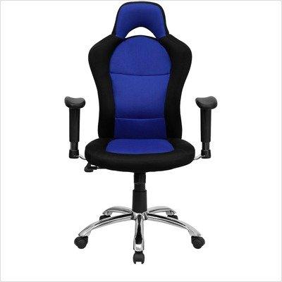 Ergonomic Office Chair - High Back Mesh Contemporary Executive Swivel Chair - BT-9015-GYBK-GG