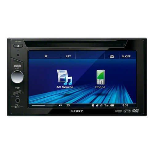 14% Off this Sony 6.1-Inch Touch Screen Bluetooth AV Receiver