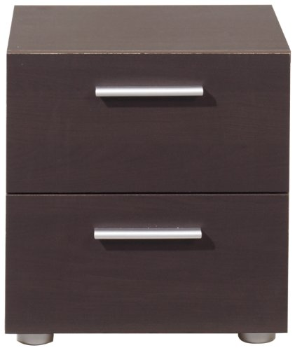 Tvilum Austin Nightstand, Coffee