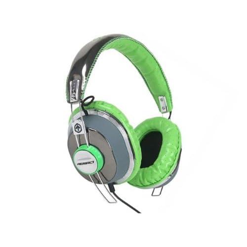 AERIAL7(エアリアル7) ヘッドホン CHOPPER2 HYPE グリーン