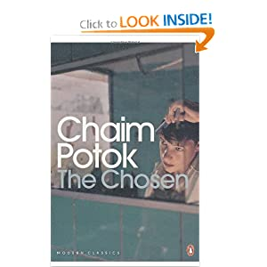 Amazon.com: The Chosen. Chaim Potok (Penguin Modern Classics ...