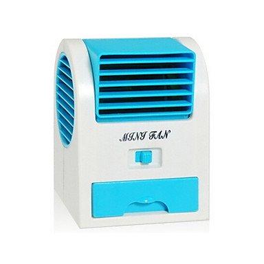 SOL Air Conditioner Shaped Mini Perfume Turbine USB Fan Air Cooler