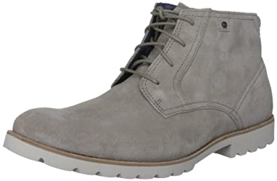 Rockport Men's Ledge Hill Boot Rocksand Lace Up K74037 8 UK